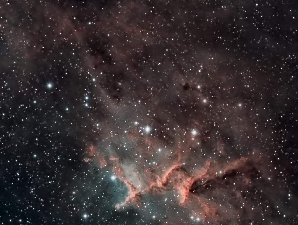 Melotte 15 / Heart Nebula