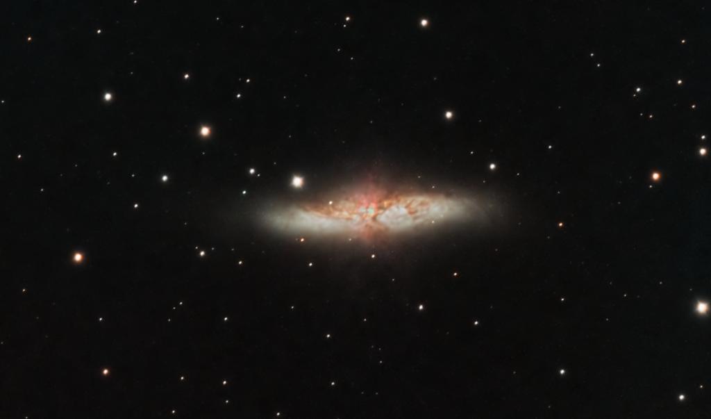 Cigar Galaxy (M82)