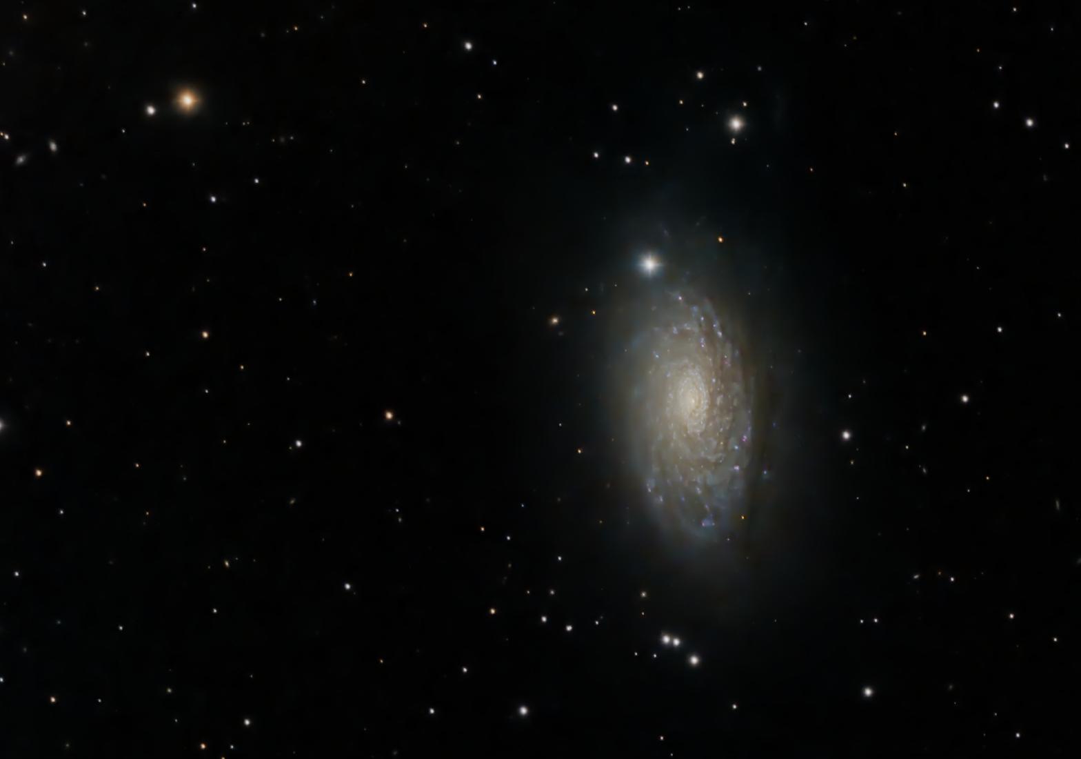 M63, The Sunflower Galaxy