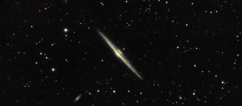Needle Galaxy