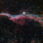 """Witch's Broom"" / Western Veil Nebula"