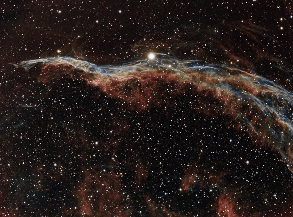 The Witch's Broom Nebula