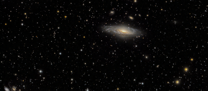 Deer Lick Galaxy Group and Stephan's Quintet