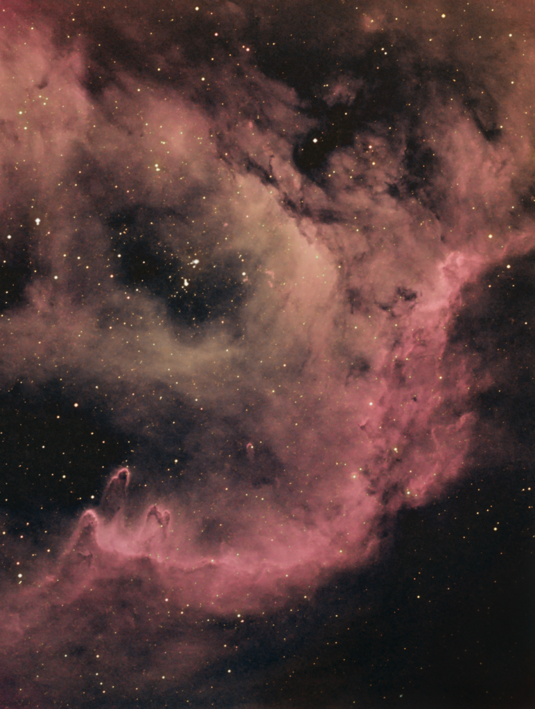 Baby Nebula, AKA Soul Nebula (portion)