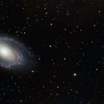 Bode's Galaxy and Cigar Galaxy (M81 M82)
