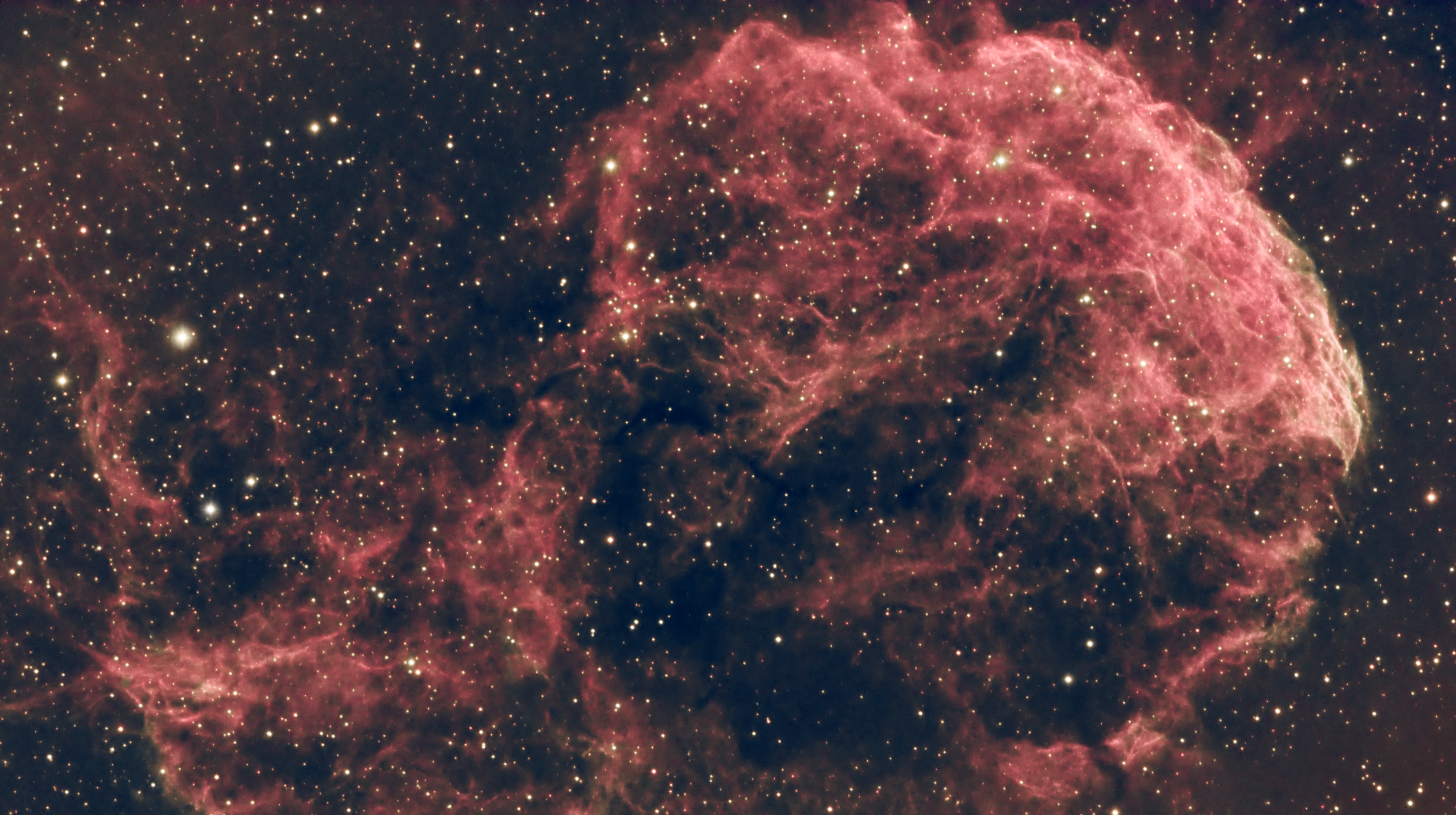 Jellyfish Nebula (IC 443)