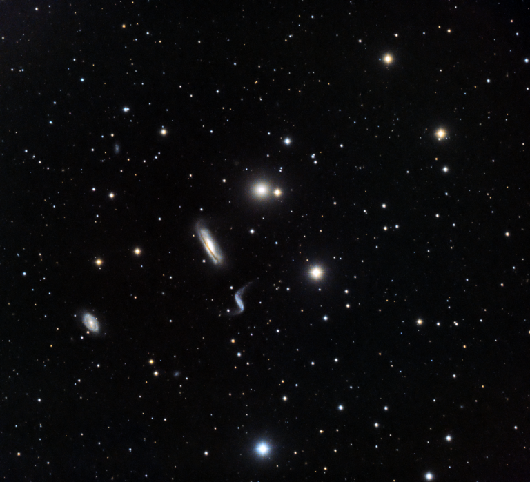 The Hickson 44 Galaxy Group