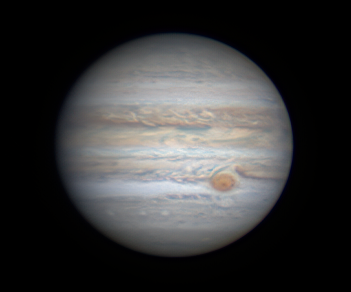 Another Look at Jupiter and Saturn.
