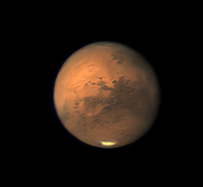 Mars Fever