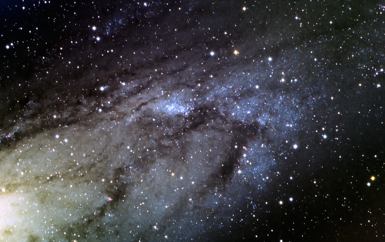 A Star Cloud in Another Galaxy