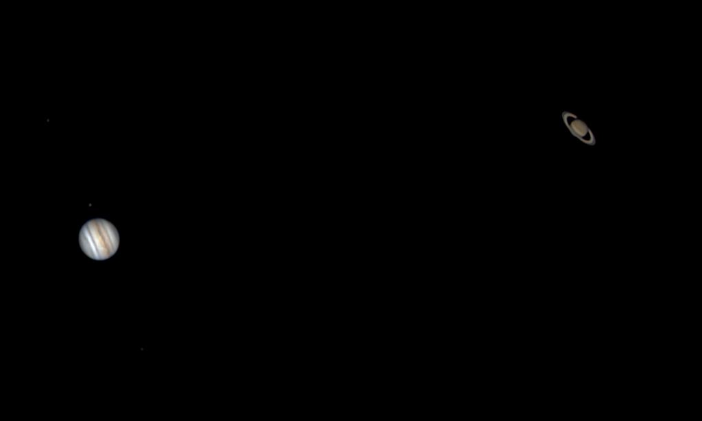 Jupiter / Saturn conjunction