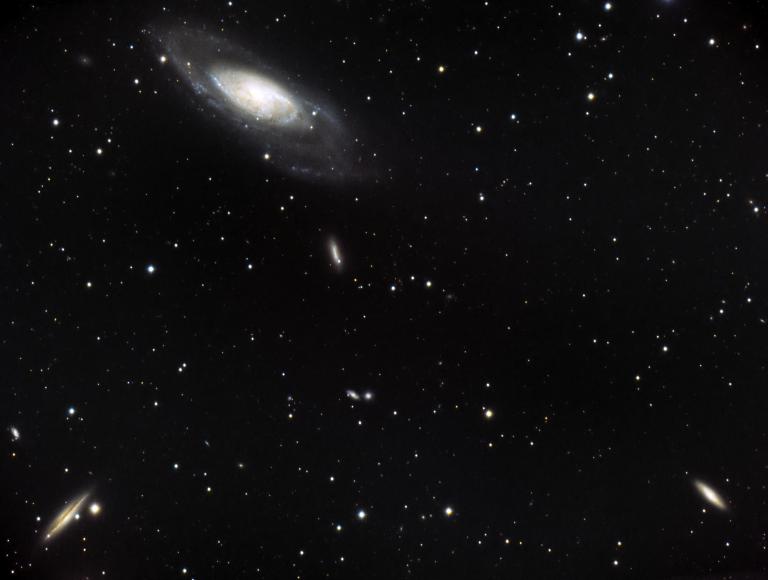 The galaxy M106