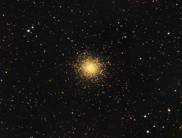 M14: A Golden Ball of Stars